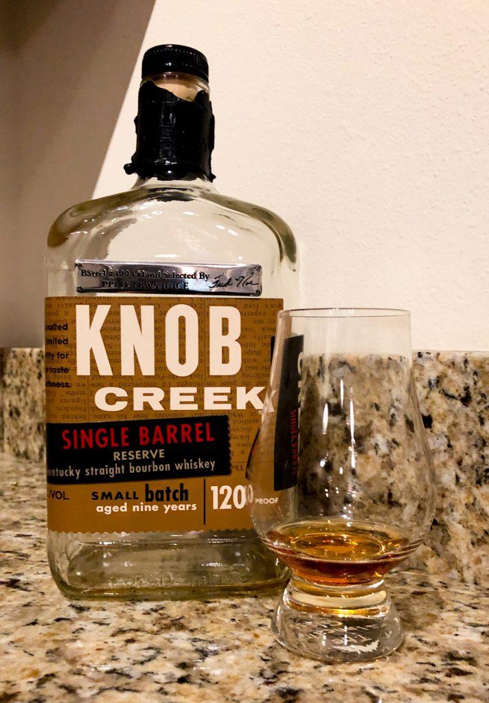 Knob Creek Single Barre Reserve PPLD-TEWS Juice #3993 SelectionLead post image