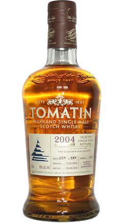 Tomatin Single Cask 11yr Twin Liquors Selection