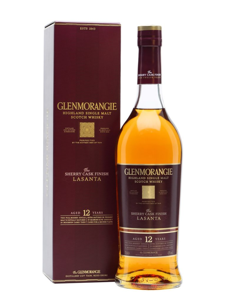 Glenmorangie 12yr Lasanta Sherry Finish