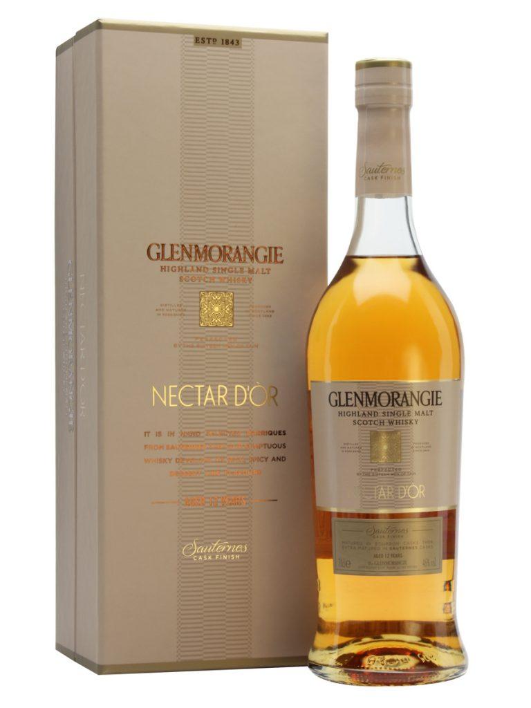 Glenmorangie 12yr Nectar Dor Sauternes Cask Finish