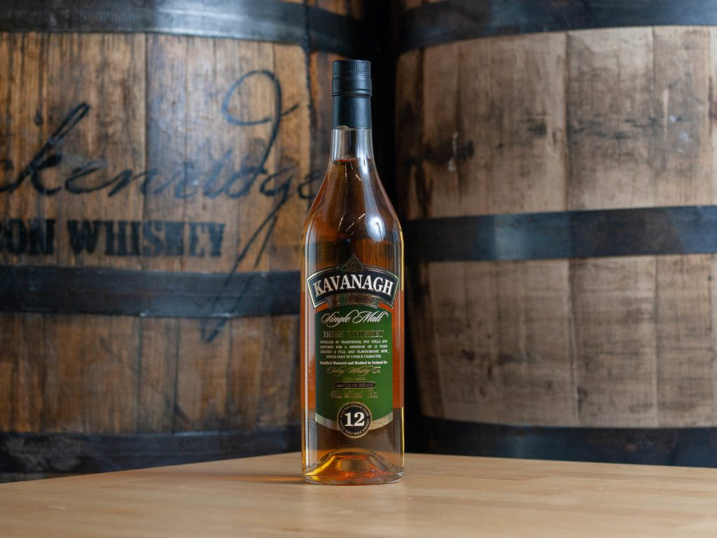 Kavanagh 12yr Irish Whiskey