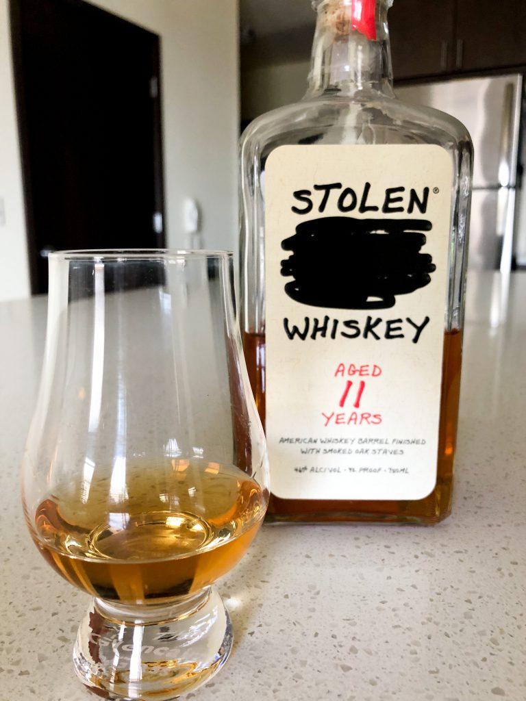 Stolen American Whiskey