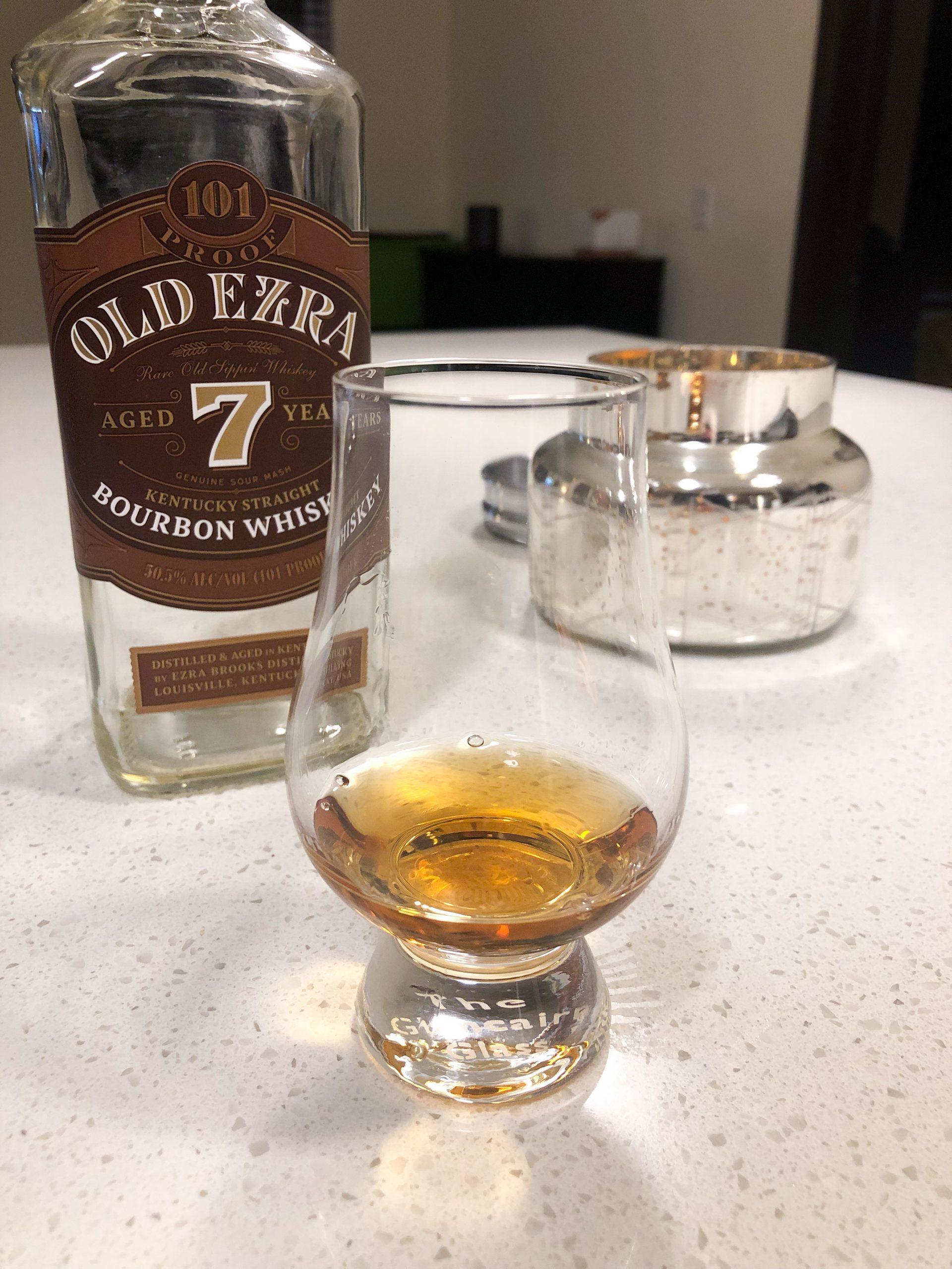 Exra Brooks 7yr Bourbon