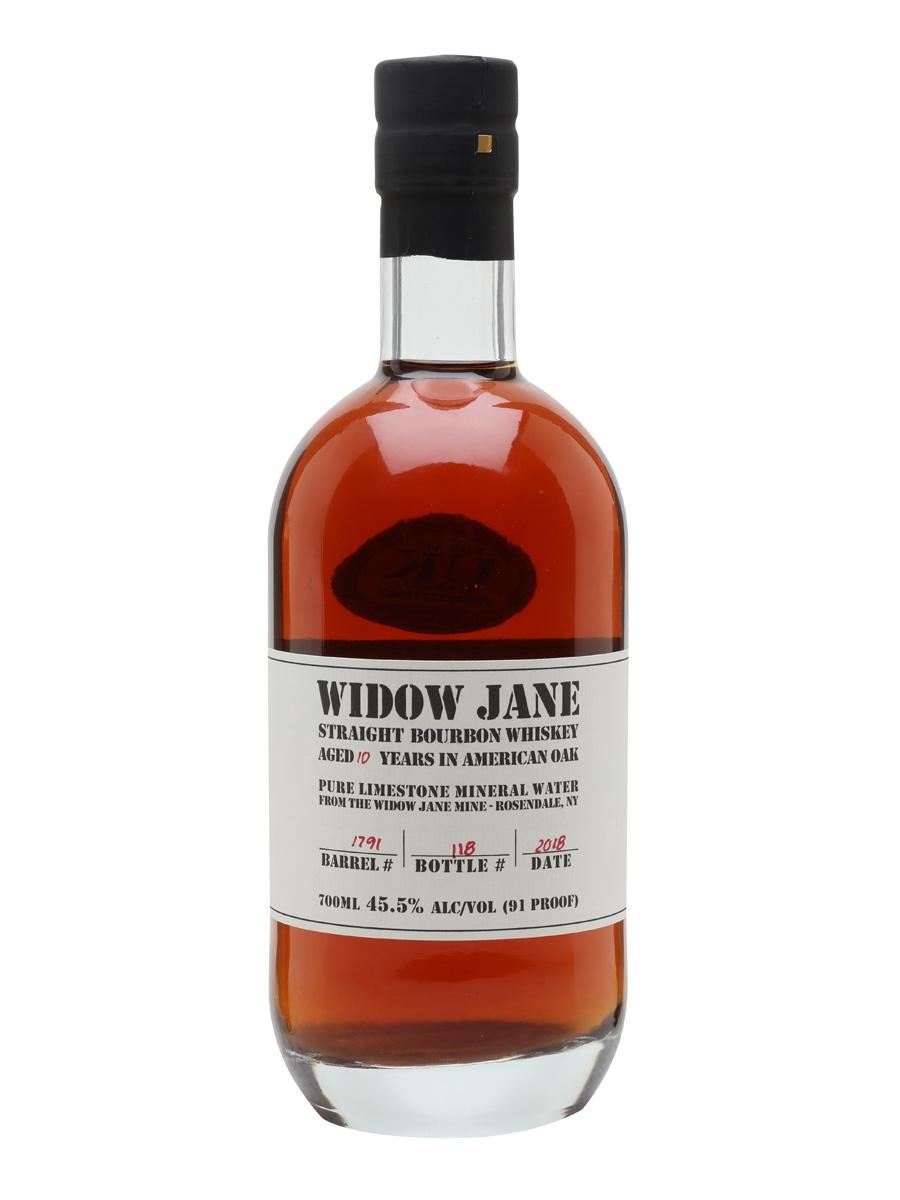 Widow Jane 10yr Bourbon Whiskey