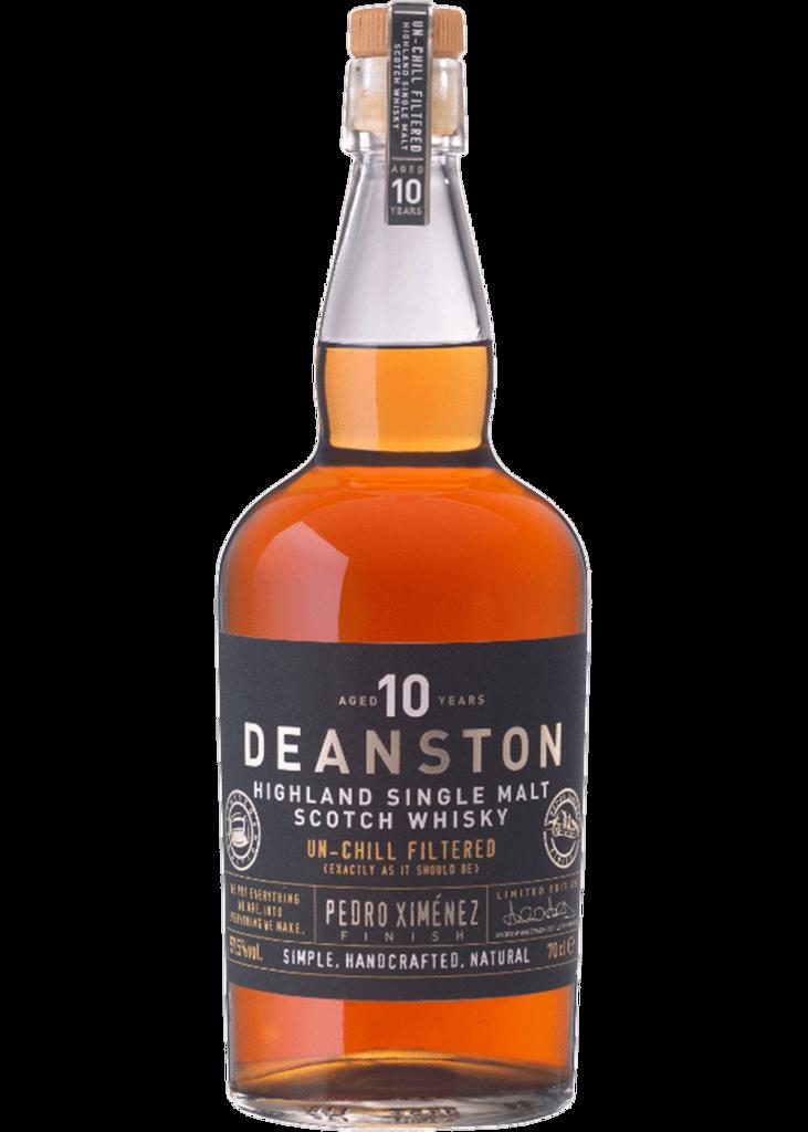 Deanston 10yr PX Cask