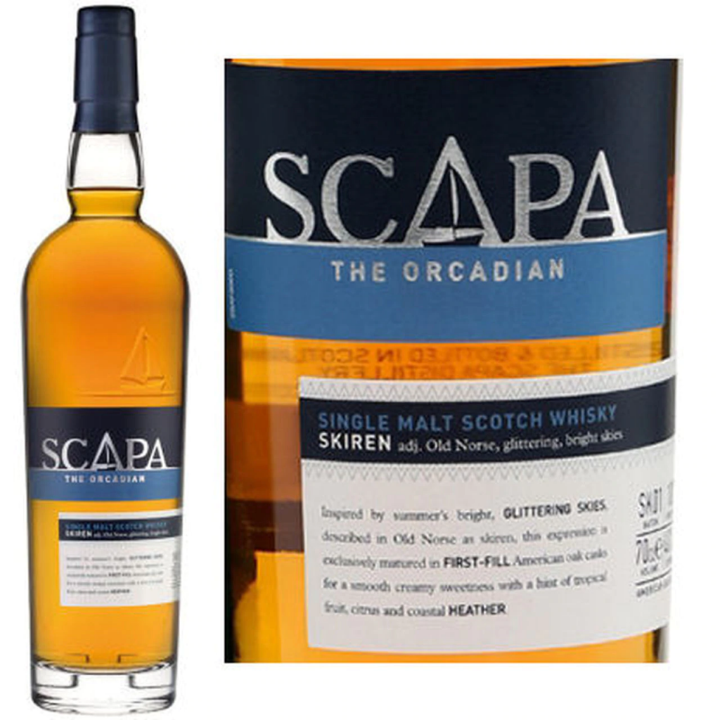 Scapa The Orcadian