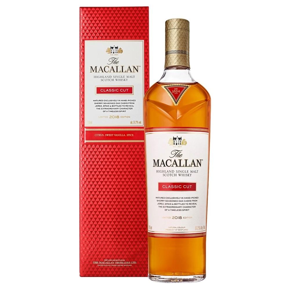 Macallan Classic Cut 2018 Edition