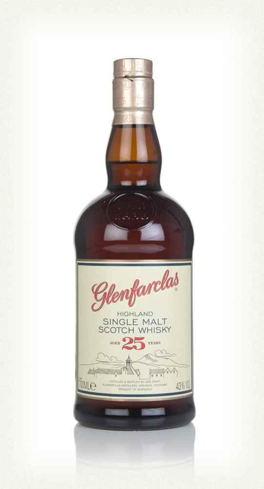 Glenfarclas 25yr