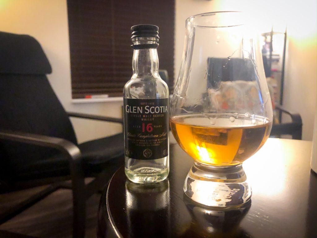Glen Scotia 16yr