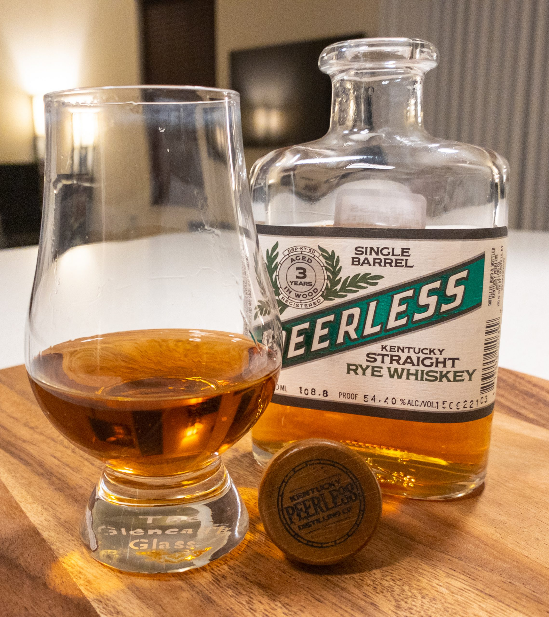 Peerless Single Barrel Rye
