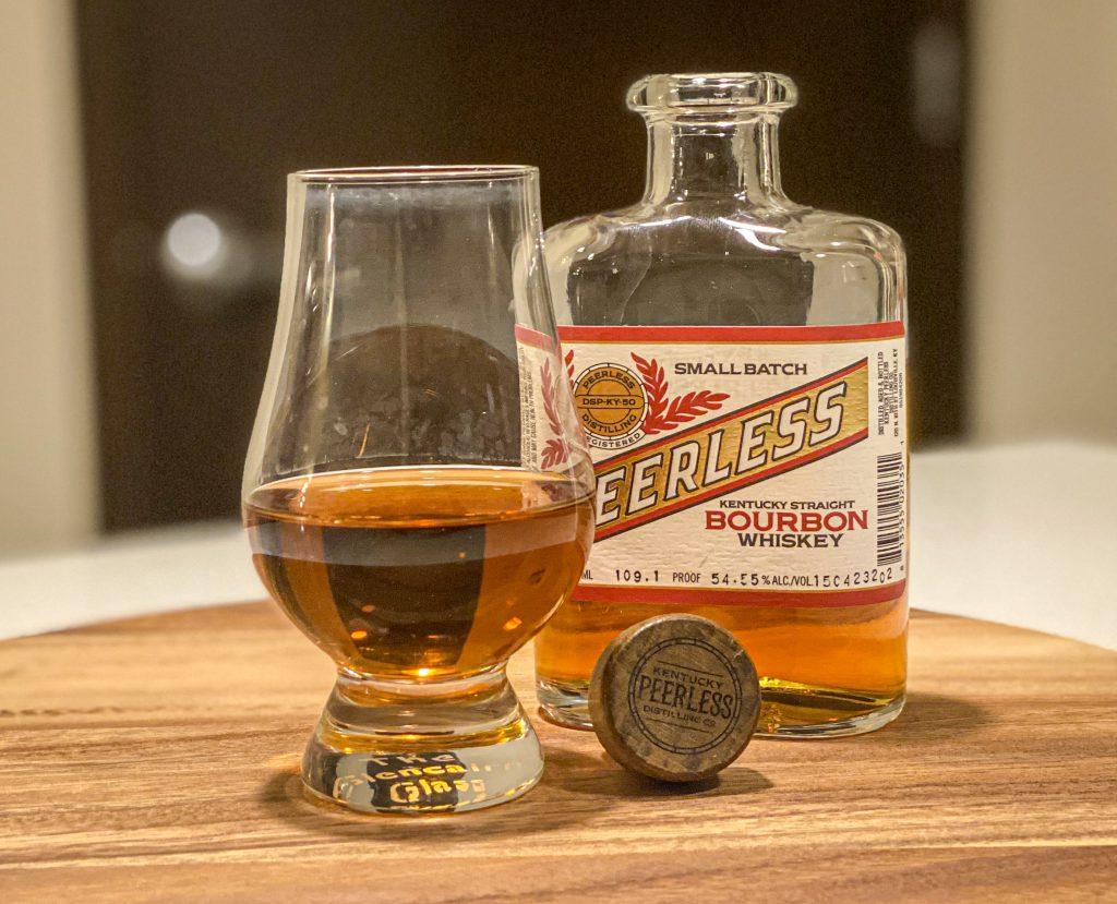 Peerless Single Barrel Bourbon