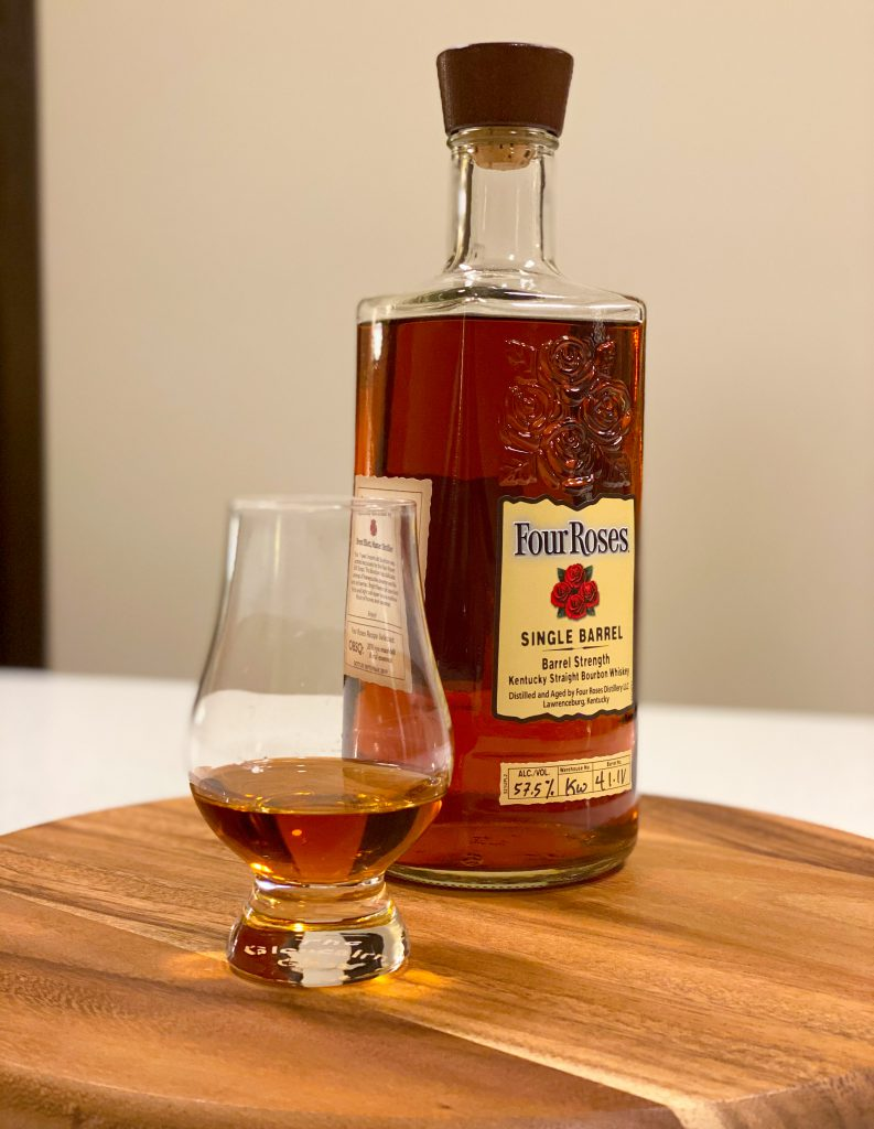 Four Roses OBSQ Private Selection Gift Shop Brent Elliot SelectionLead post image