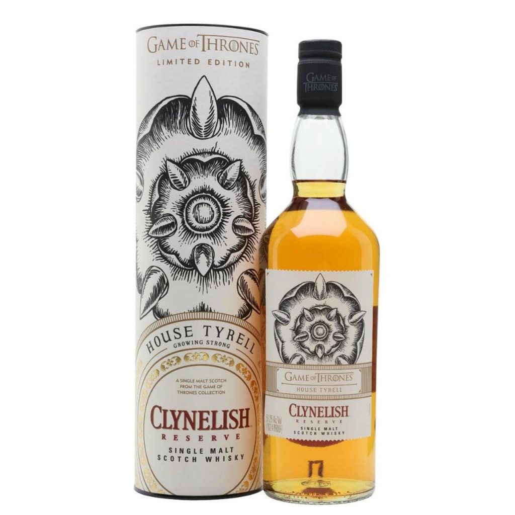 Clynelish Game of Thrones Edition