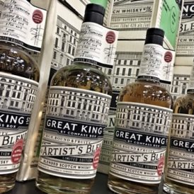 Compass Box Great King Street Single Marrying Cask Unholy Triumvirate Cask #1