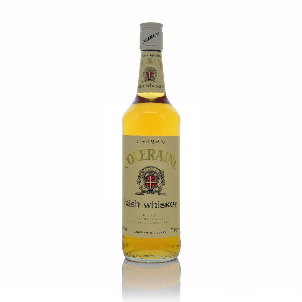 Coleraine Irish Whisky