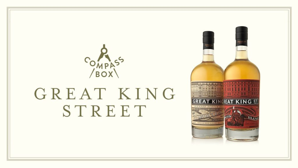 Compass Box Great King Street Single Marrying Cask NY State EditionLead post image