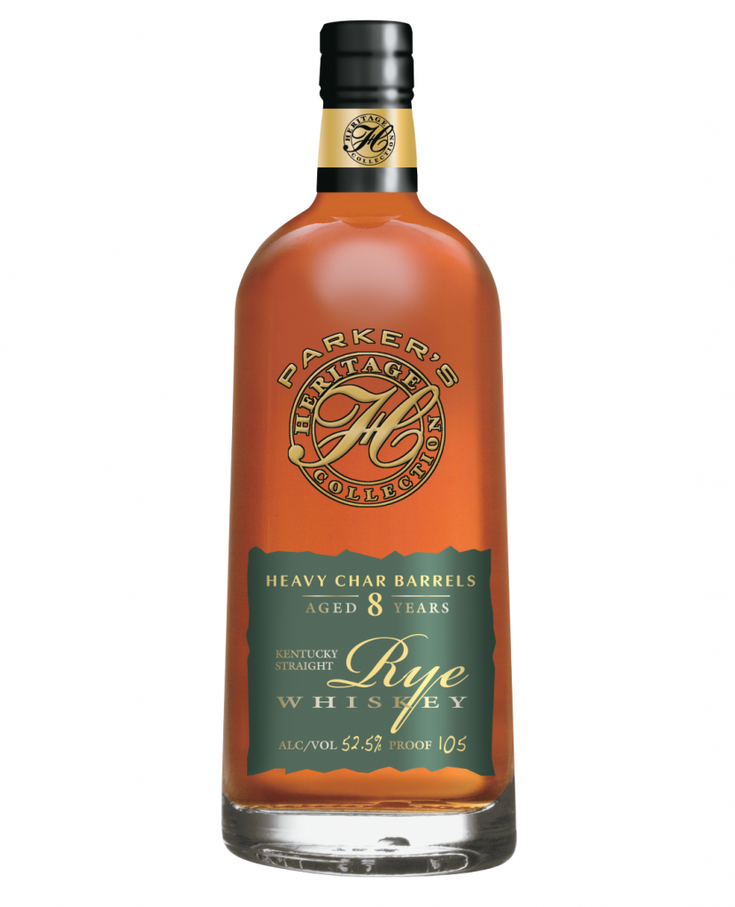 Parkers Heritage Collection 8yr Rye