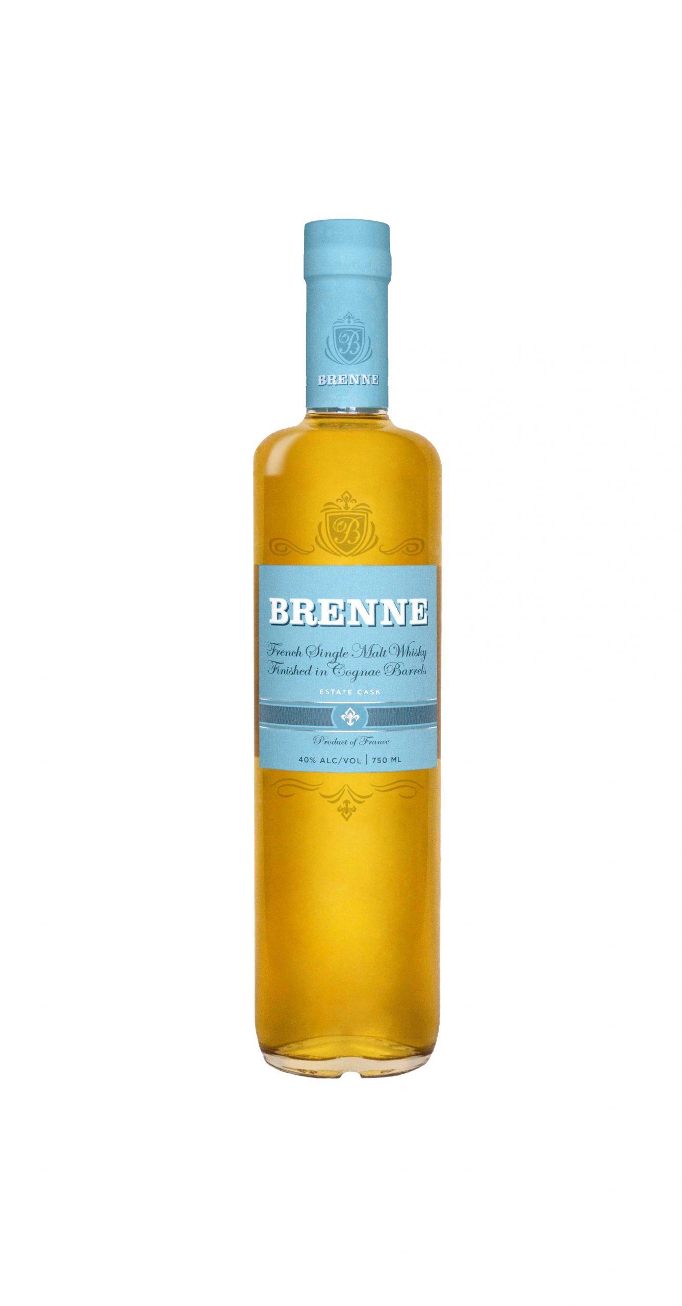 Brenne French Single Malt Whiskey
