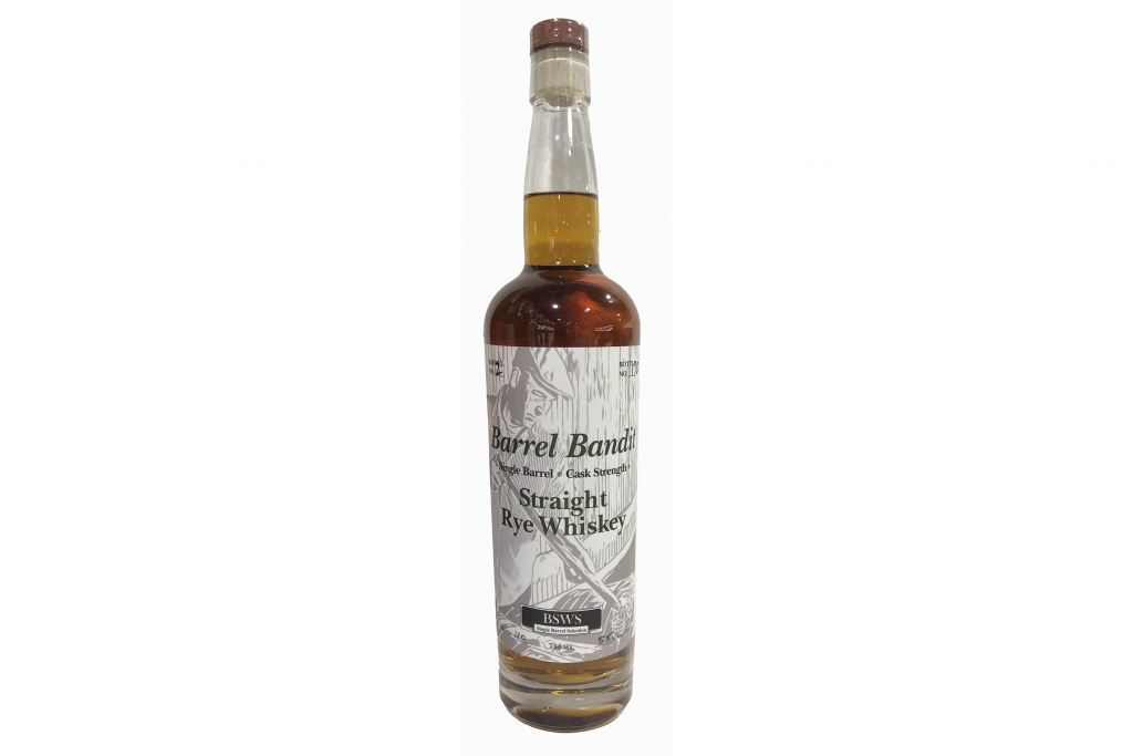 Bourbon Street Wine and Spirits Barrel Bandit Batch 1 Release