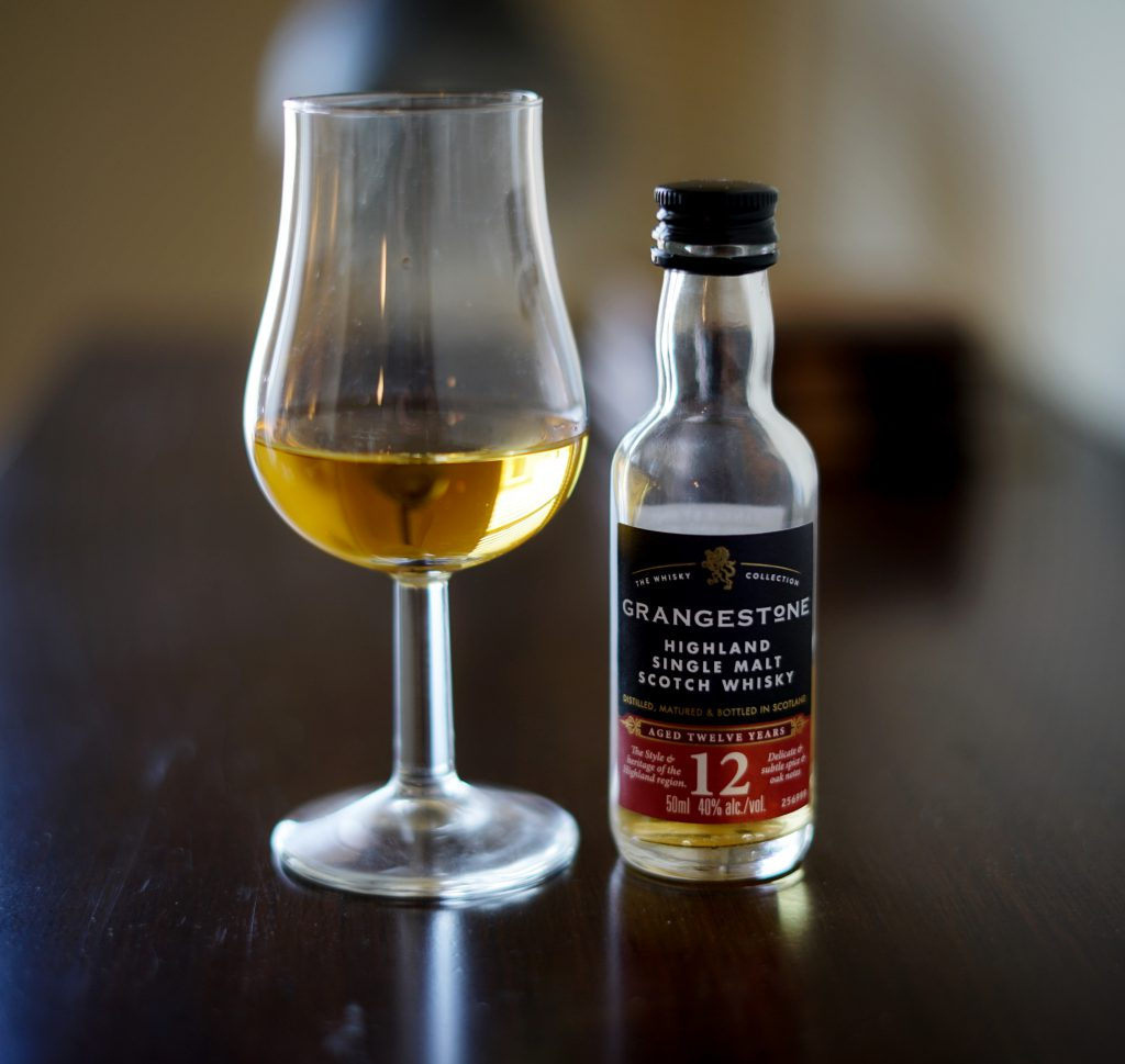 Grangestone 12yr Scotch Whiskey