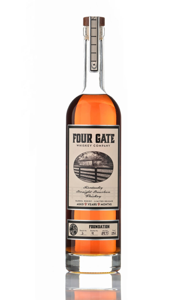 Four Gate Whiskey Company Foundation Batch 3