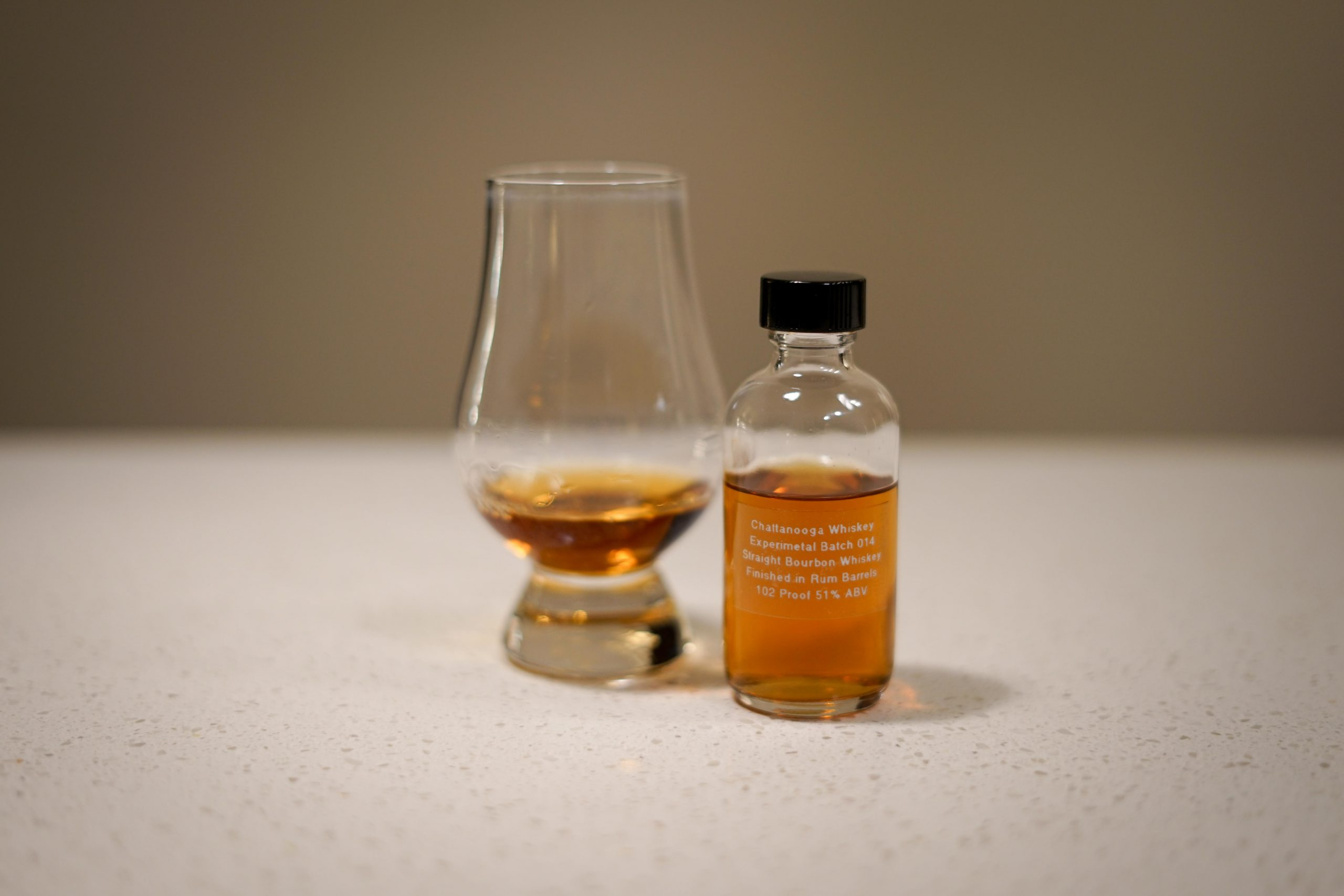 Chattanooga Whiskey Experimental Batch #14