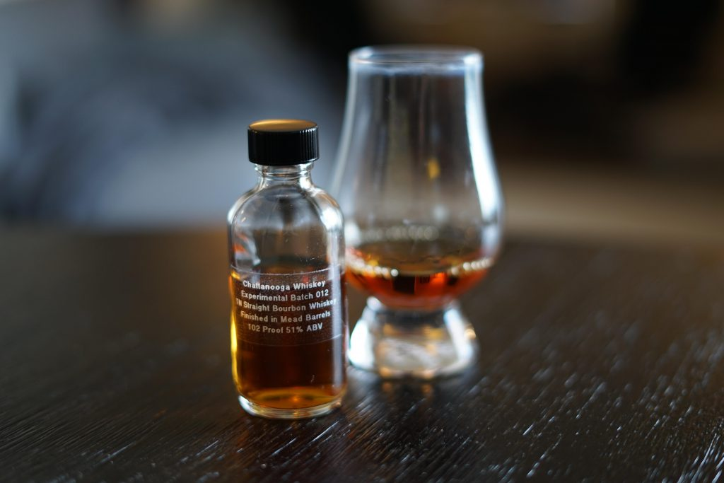 Chattanooga Whiskey Experimental Batch #12