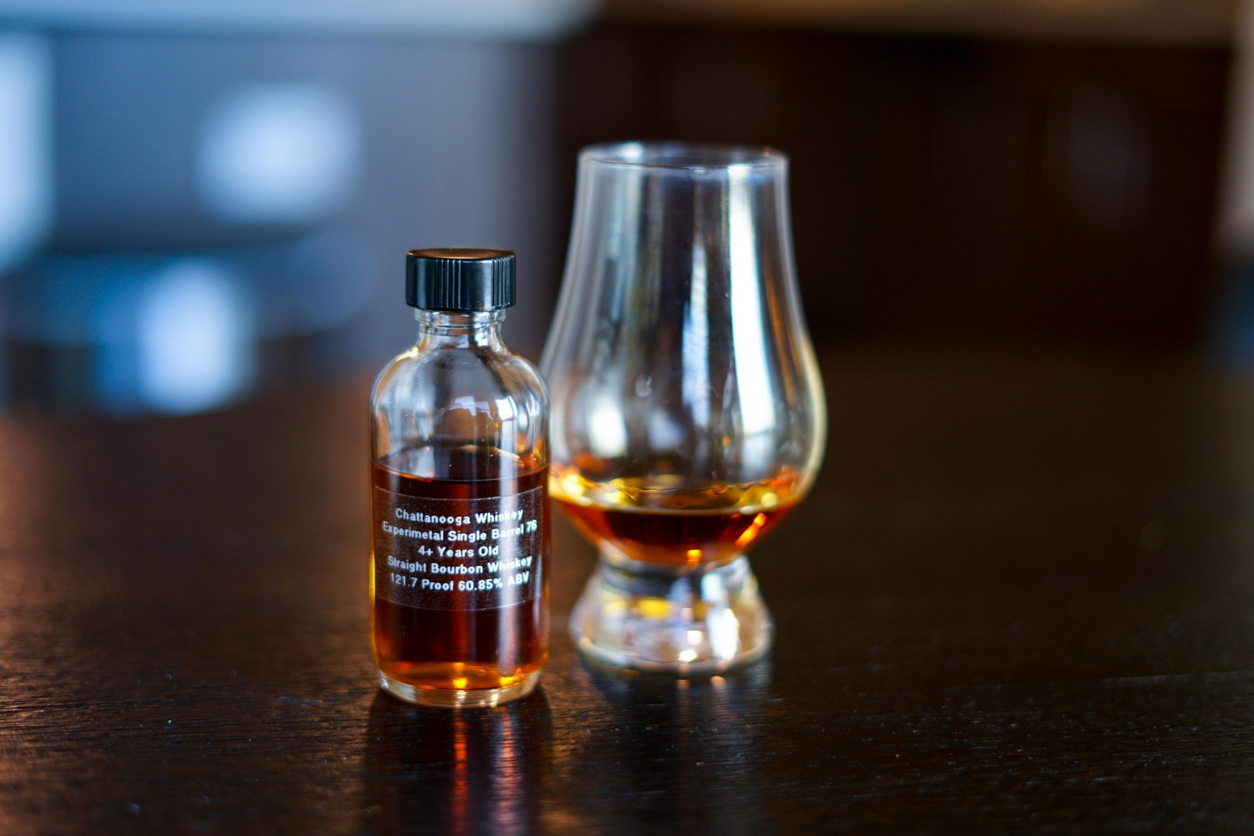 Chattanooga Whiskey Experimental Batch #76 Limited Edition Single Barrel