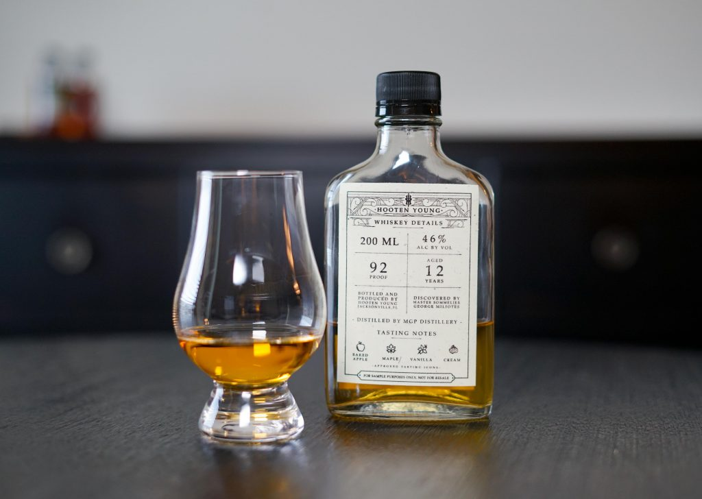 Hooten & Young 12yr American WhiskeyLead post image