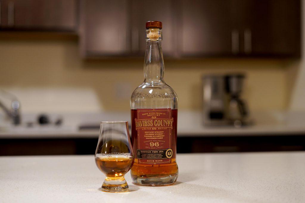 Daviess County Cabernet Finished BourbonLead post image