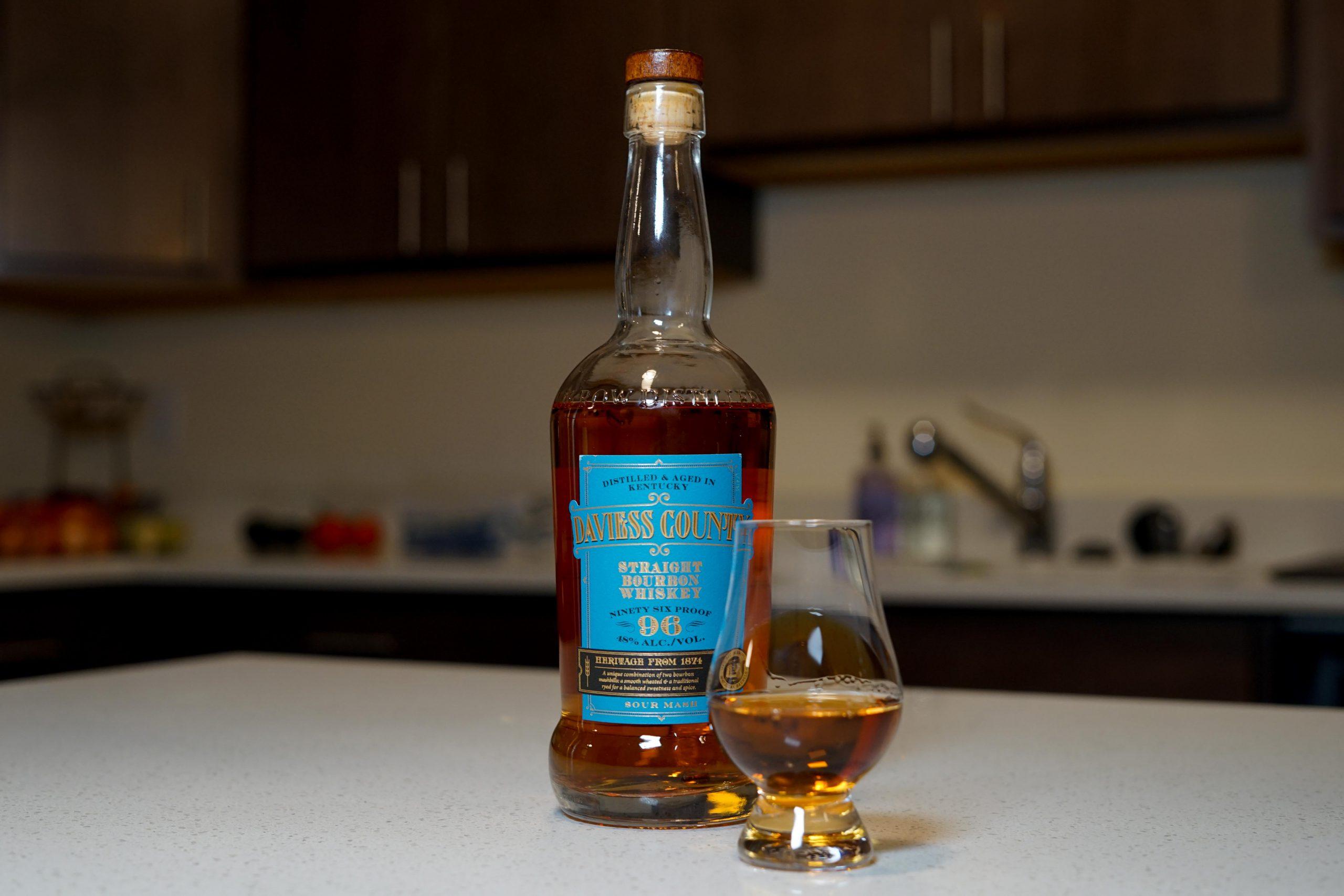 Daviess County Straight Bourbon