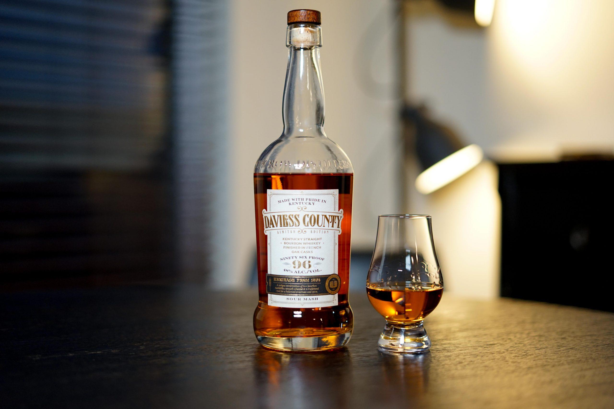 Daviess County French Oak Finished Bourbon