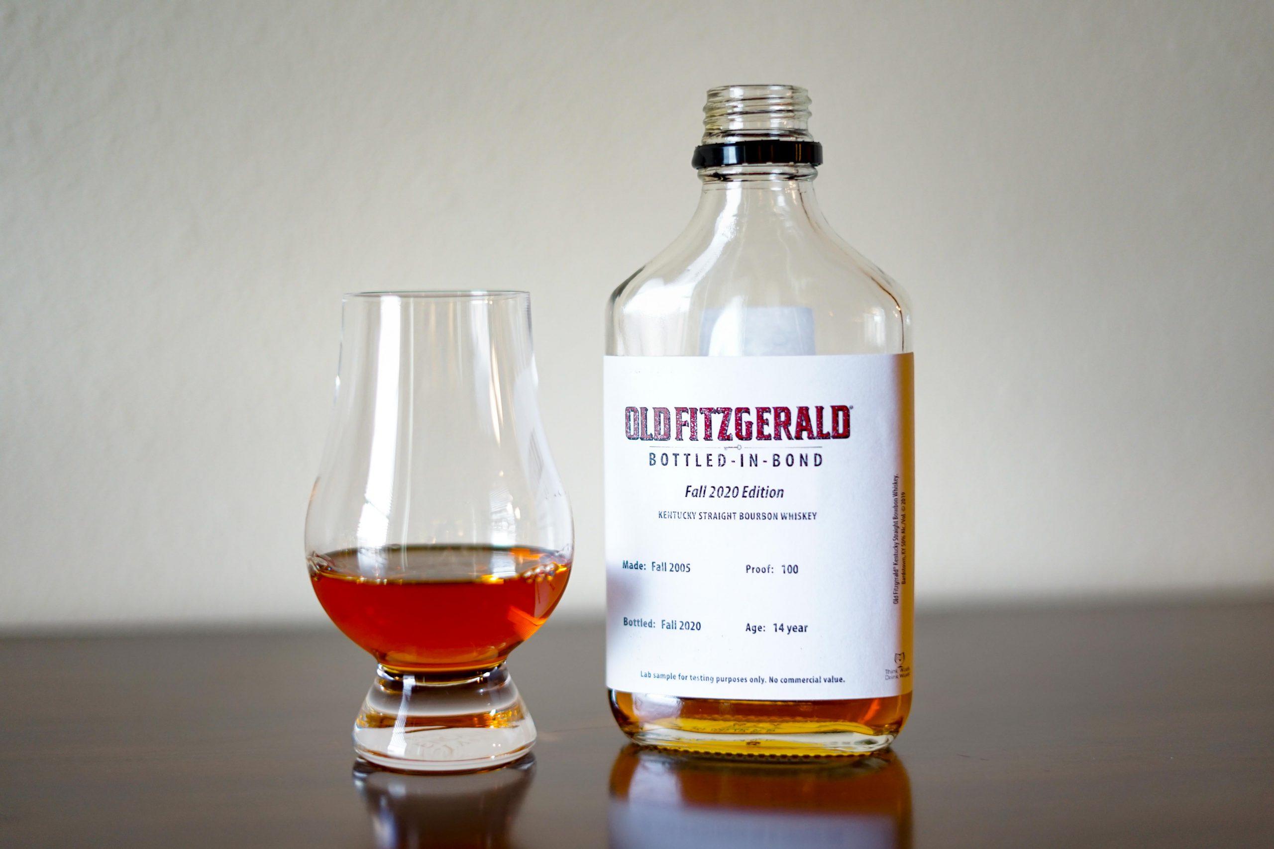 Old Fitzgerald 14yr Bottled in Bond 2005
