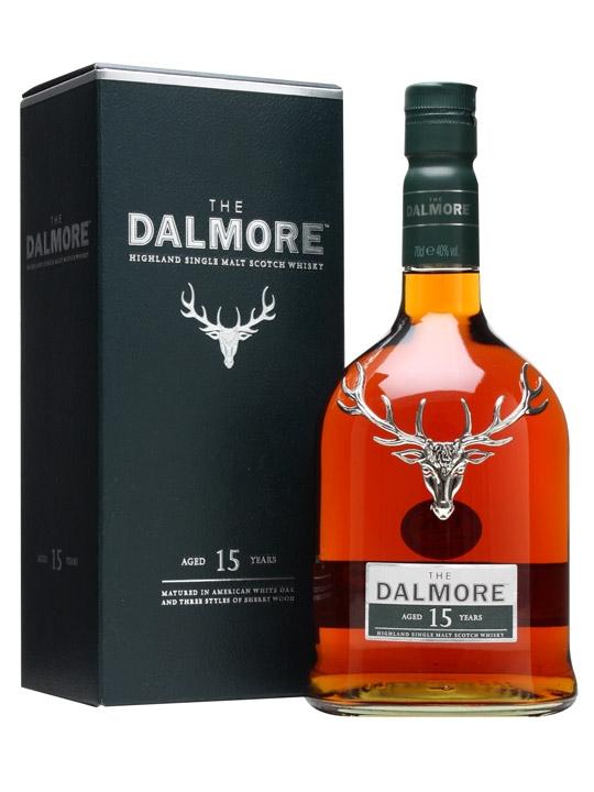 Dalmore 15yr