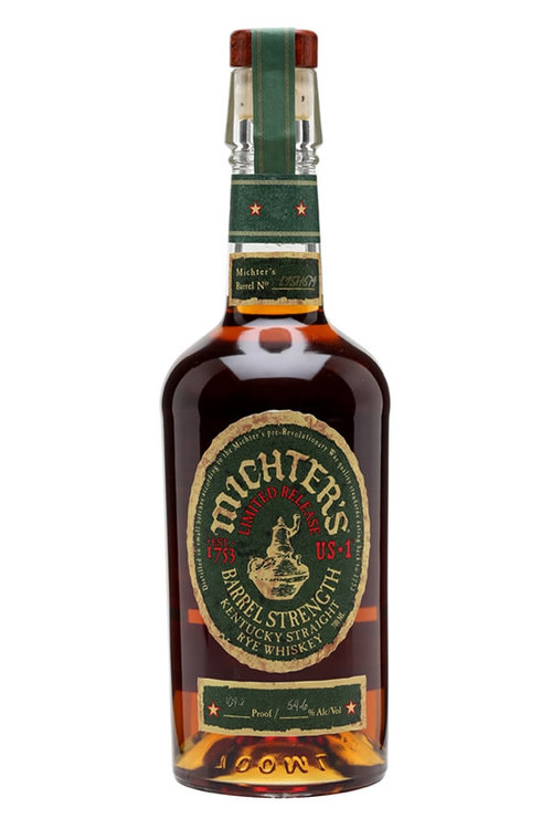 Michters Toasted Rye