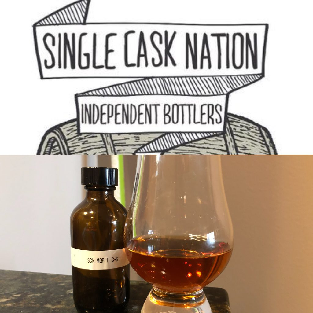 Single Cask Nation: 11yr MGP Private SelectionLead post image