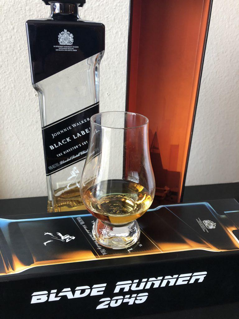 Johnnie Walker Black Label: Bladreunner 2049 The Directors Cut Release