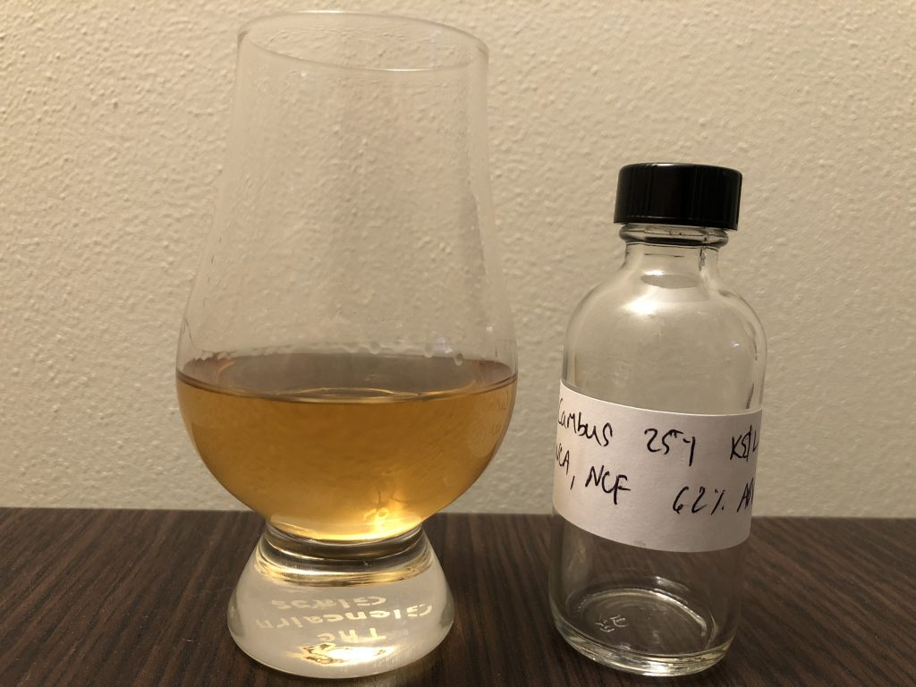 Cambus 25yr Old Particular 1991 KL Exclusive Single Barrel Cask Strength Grain Scotch Whisky