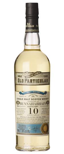 Bunnahabhain 10yr Old Particular KL Wines Exclusive