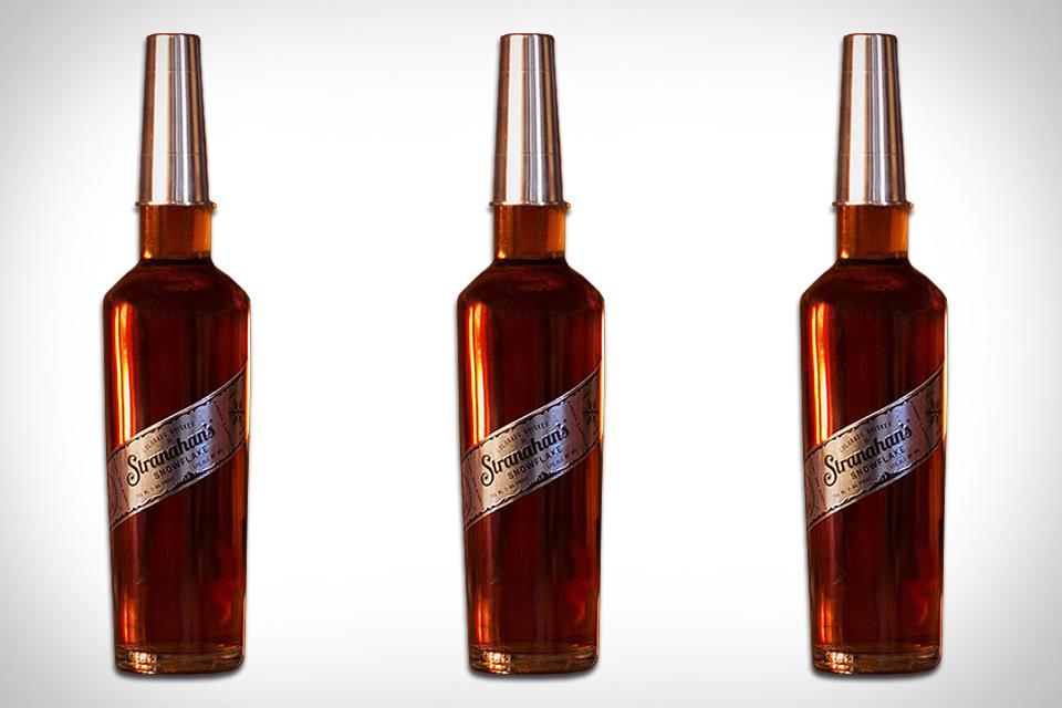 Stranahans American Single Malt Whiskey Snowflake #17