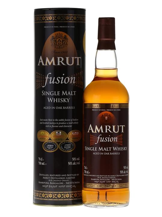 Amrut Fusion Batch #58