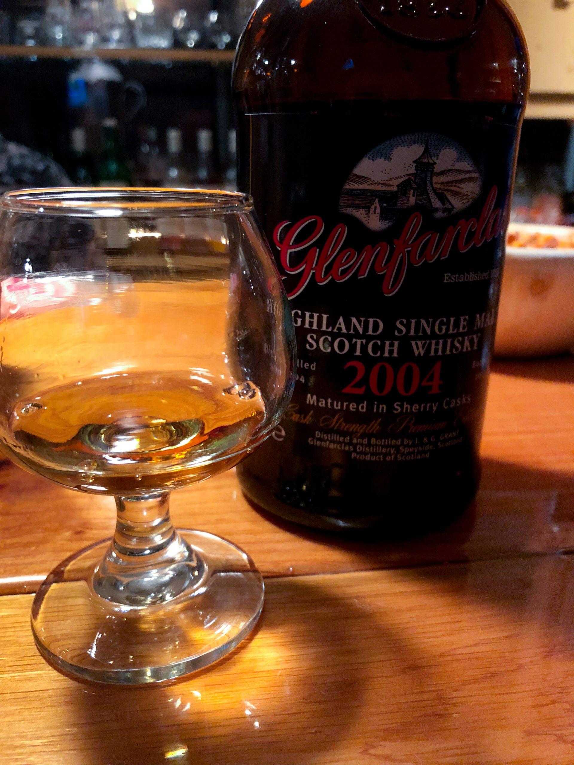 Glenfarclas 2004 11yr Sherry Cask