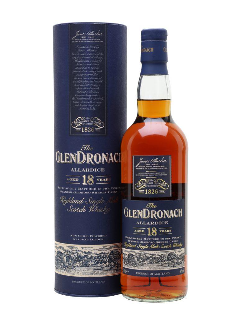 Glendronach 18yr Allardice