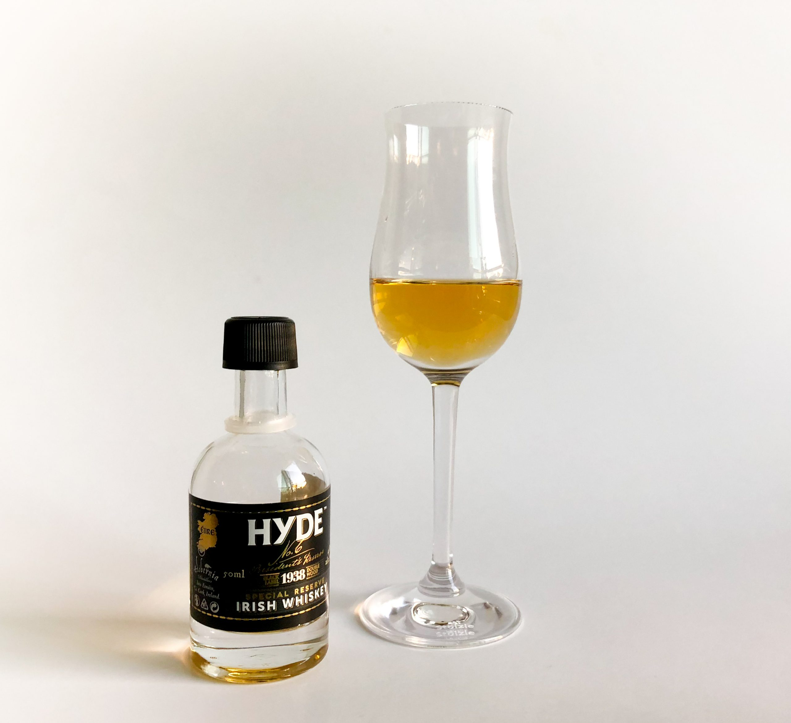 Hyde 1938 Special Reserve Irish Whiskey