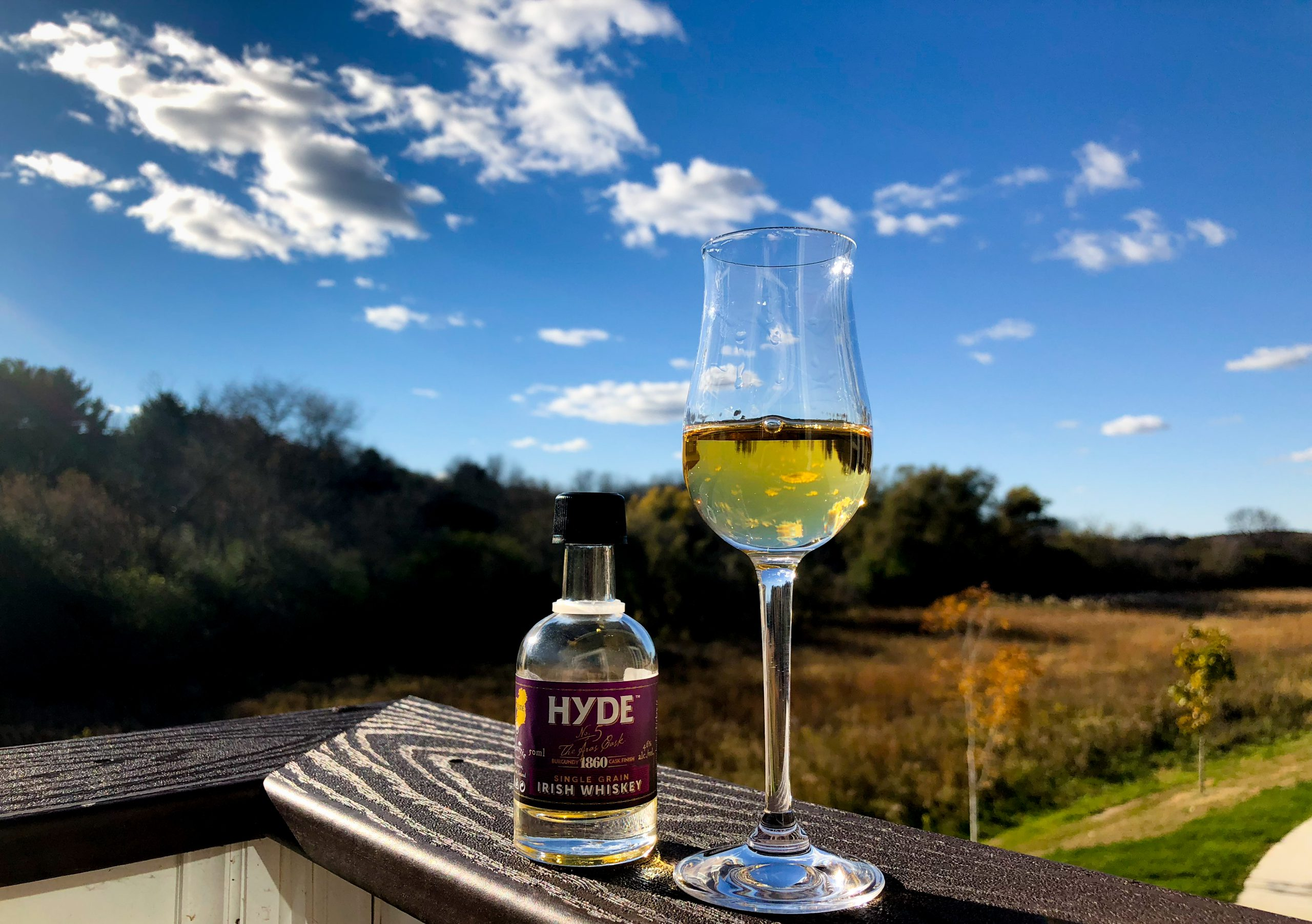 Hyde 1860 Burgundy Cask Irish Whiskey