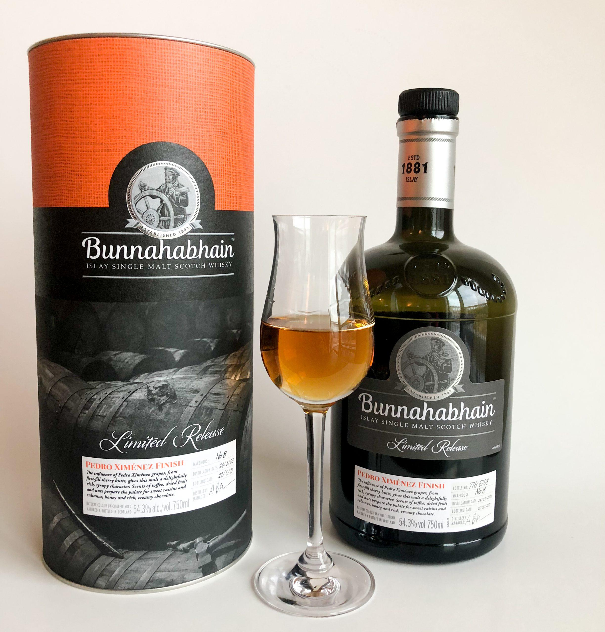 Bunnahabhain 14yr PX Limited Edition