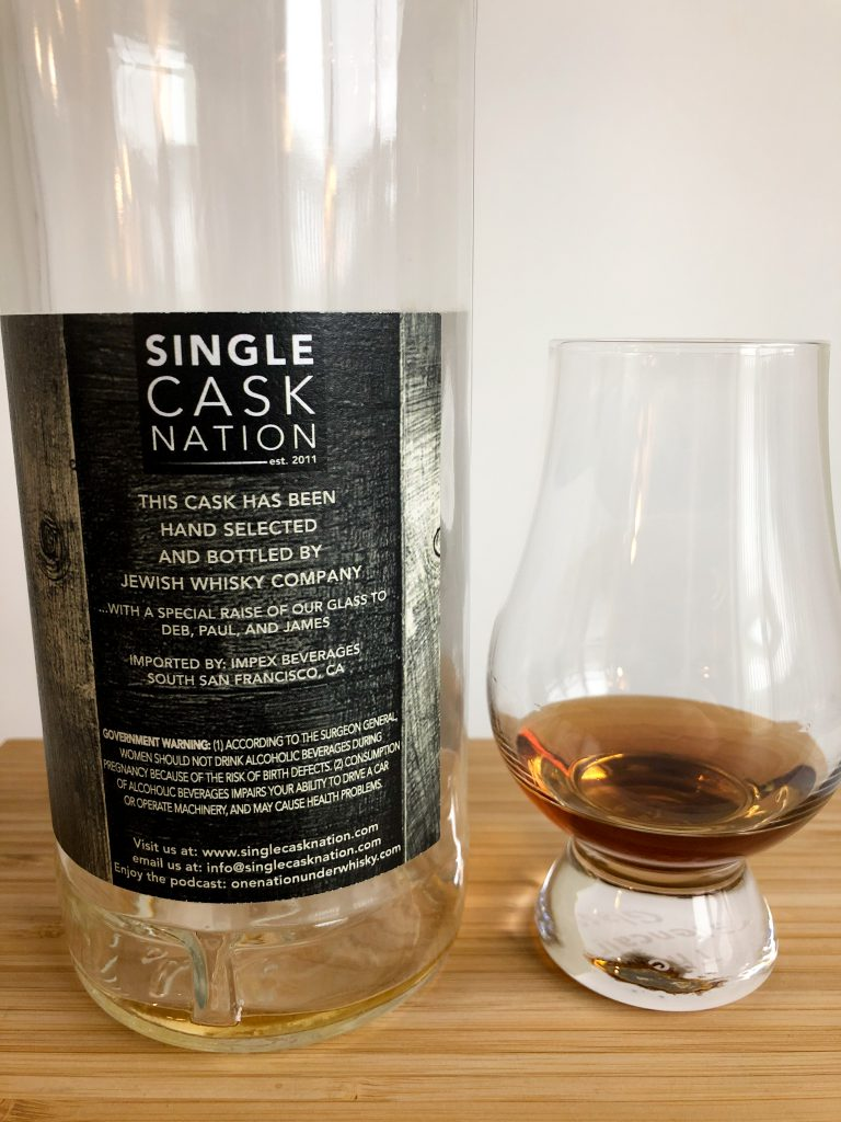 Bruichladdich Port Charlotte 14yr Single Cask Nation 2002 Oloroso