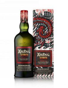 Ardbeg's Newest scotch whisky Release: Scorch