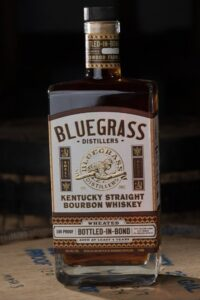 Bluegrass Distillers Bottled-in-Bond Wheated Bourbon Whiskey