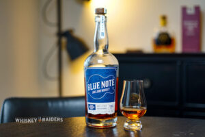 Blue Note Bourbon Whiskey